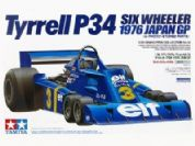 Tyrell P34 Six Wheeler (OUT OF STOCK)